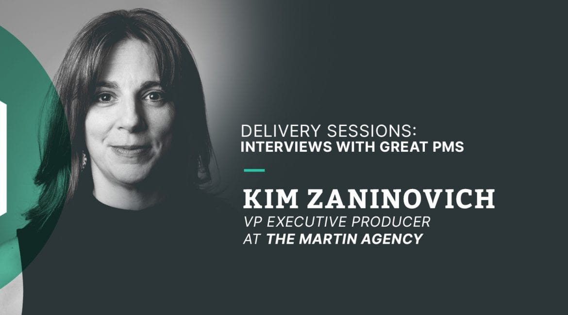 Delivery Session Interview with Kim Zaninovich