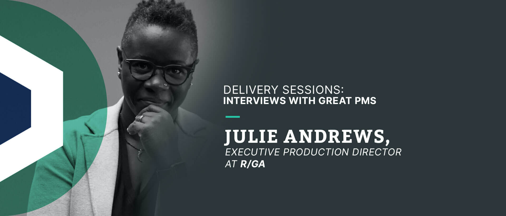 Delivery Session Interview with Julie Andrews