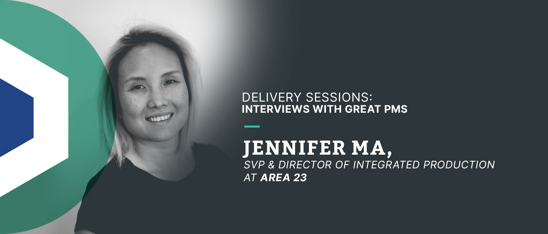 Delivery Session Interview with Jennifer Ma