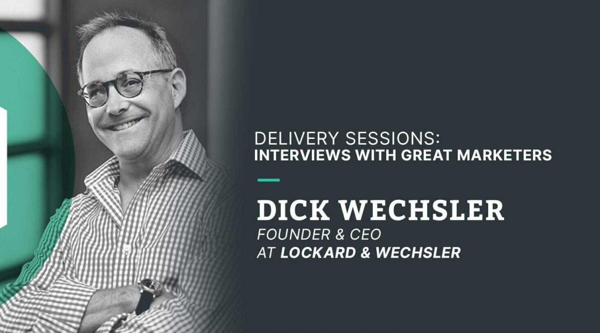 Delivery Session Interview with Dick Wechsler